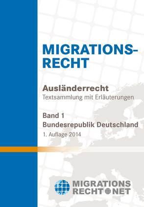 Migrationsrecht von Rumpf,  Olav