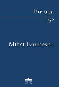 Mihai Eminescu von Eminescu,  Mihai, Völker,  Martin A