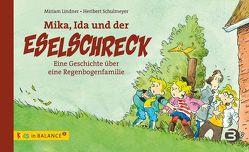 Mika, Ida und der Eselschreck von Lindner,  Miriam, Schulmeyer,  Heribert