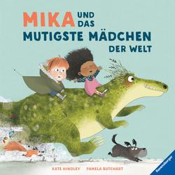 Mika und das mutigste Mädchen der Welt von Petrowitz,  Michael