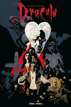 Bram Stoker's Dracula – Comic zum Film von Kronsbein,  Bernd, Mignola,  Roy, Thomas,  Roy
