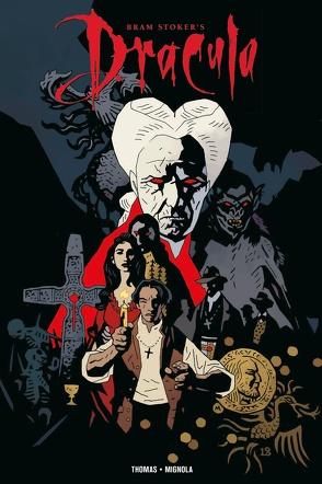 Mike Mignolas Dracula – Comic zum Film von Mignola,  Roy, Thomas,  Roy