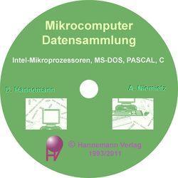 Mikrocomputer Datensammlung von Prof. Dr. Hannemann,  Dieter, Prof. Dr. Niemietz,  Arno