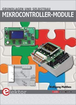 Mikrocontroller-Module von Matthes,  Wolfgang