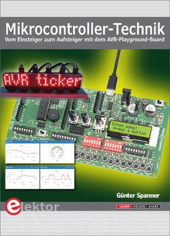 Mikrocontroller-Technik von Spanner,  Günter
