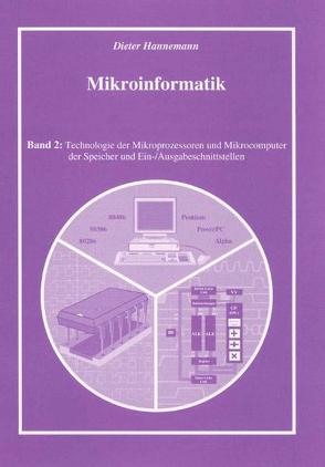 Mikroinformatik II von Hannemann,  Dieter