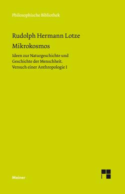 Mikrokosmos von Lotze,  Rudolph Hermann, Milkov,  Nikolay