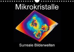 Mikrokristalle (Wandkalender 2018 DIN A4 quer) von Schenckenberg,  Dieter
