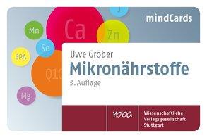 Mikronährstoffe von Gröber,  Uwe