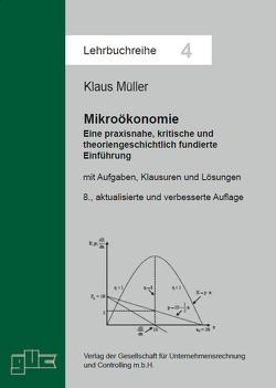Mikroökonomie von Mueller,  Klaus