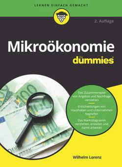 Mikroökonomie für Dummies von Lorenz,  Wilhelm