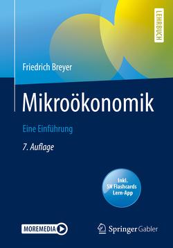 Mikroökonomik von Breyer,  Friedrich