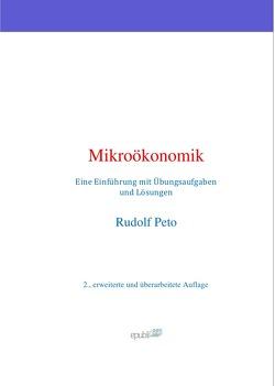 Mikroökonomik von Peto,  Rudolf