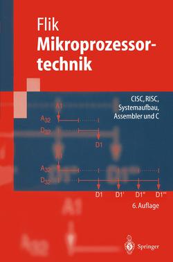 Mikroprozessortechnik von Flik,  Thomas, Liebig,  H., Menge,  M.