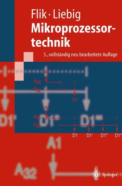 Mikroprozessortechnik von Flik,  Thomas, Liebig,  Hans, Menge,  M.
