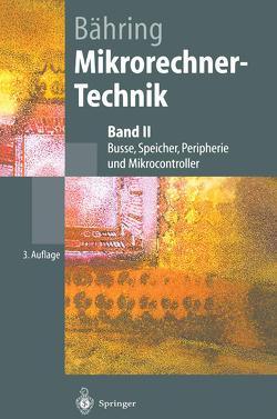 Mikrorechner-Technik von Bähring,  Helmut