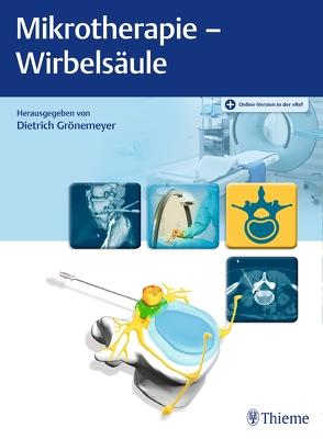 Mikrotherapie – Wirbelsäule von Grönemeyer,  Dietrich H.W.