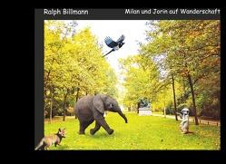 Milan und Jorin auf Wanderschaft von Billmann,  Ralph