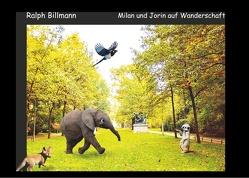 Milan und Jorin auf Wandeschaft von Billmann,  Ralph