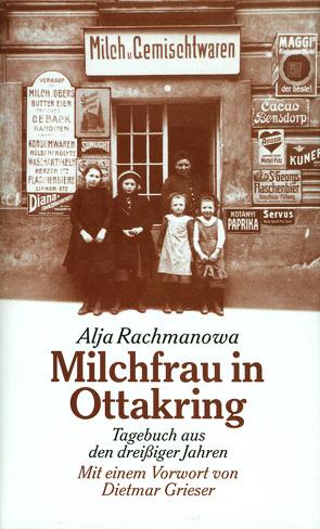 Milchfrau in Ottakring von Rachmanowa,  Alja