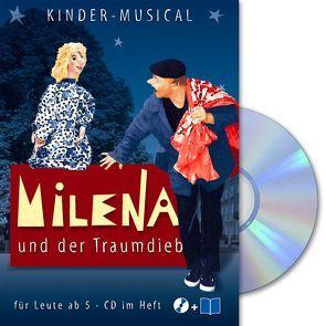 Milena und der Traumdieb von Faber,  Jochen