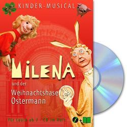 Milena und der Weihnachtshase Ostermann von Faber,  Jochen