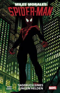 Miles Morales: Spider-Man – Neustart von Ahmed,  Saladin, Garron,  Javier