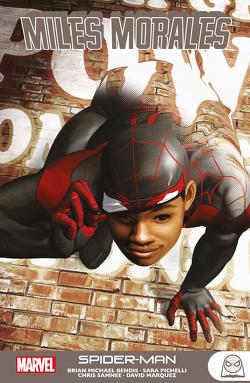 Miles Morales: Spider-Man von Bendis,  Brian Michael, Pichelli,  Sara