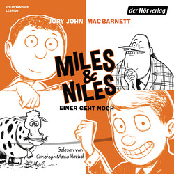 Miles & Niles – Einer geht noch von Barnett,  Mac, Cornell,  Kevin, Frischer,  Catrin, Herbst,  Christoph Maria, John,  Jory