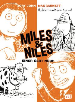 Miles & Niles – Einer geht noch von Barnett,  Mac, Cornell,  Kevin, Frischer,  Catrin, John,  Jory
