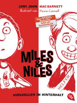 Miles & Niles – Hirnzellen im Hinterhalt von Barnett,  Mac, Cornell,  Kevin, Ernst,  Alexandra, John,  Jory