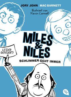 Miles & Niles – Schlimmer geht immer von Barnett,  Mac, Cornell,  Kevin, Ernst,  Alexandra, John,  Jory
