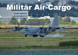 Militär Air-Cargo (Wandkalender 2020 DIN A2 quer) von TomTom