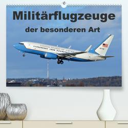 Militärflugzeuge der besonderen Art (Premium, hochwertiger DIN A2 Wandkalender 2020, Kunstdruck in Hochglanz) von TomTom