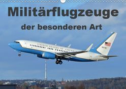 Militärflugzeuge der besonderen Art (Wandkalender 2019 DIN A3 quer) von TomTom