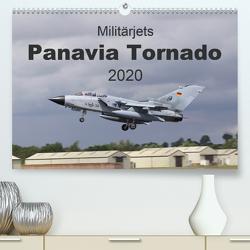 Militärjets Panavia Tornado (Premium, hochwertiger DIN A2 Wandkalender 2020, Kunstdruck in Hochglanz) von MUC-Spotter