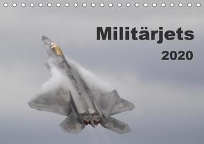 Militärjets (Tischkalender 2020 DIN A5 quer) von MUC-Spotter
