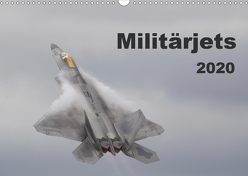 Militärjets (Wandkalender 2020 DIN A3 quer) von MUC-Spotter