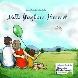 Milla fliegt am Himmel von Polinski,  Liesel