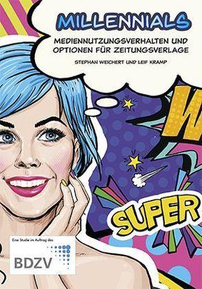 Millennials von Kramp,  Leif, Weichert,  Stephan