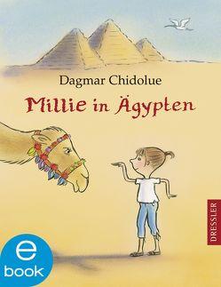 Millie in Ägypten von Chidolue,  Dagmar, Spee,  Gitte