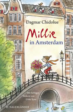 Millie in Amsterdam von Chidolue,  Dagmar, Spee,  Gitte