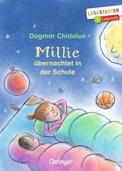 Millie übernachtet in der Schule von Chidolue,  Dagmar, Spee,  Gitte