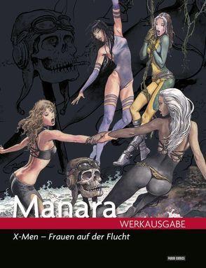 Milo Manara Werkausgabe von Claremont,  Chris, Manara,  Milo