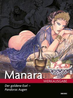 Milo Manara Werkausgabe von Bregel,  Michael, Manara,  Milo