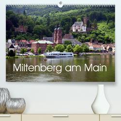 Miltenberg am Main (Premium, hochwertiger DIN A2 Wandkalender 2020, Kunstdruck in Hochglanz) von Erbacher,  Thomas