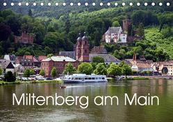Miltenberg am Main (Tischkalender 2020 DIN A5 quer) von Erbacher,  Thomas