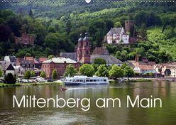 Miltenberg am Main (Wandkalender 2019 DIN A2 quer) von Erbacher,  Thomas