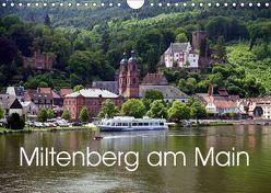 Miltenberg am Main (Wandkalender 2019 DIN A4 quer) von Erbacher,  Thomas