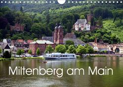 Miltenberg am Main (Wandkalender 2020 DIN A4 quer) von Erbacher,  Thomas